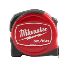 Рулетка Milwaukee SLIM S5-16 / 25 мм (1шт)
