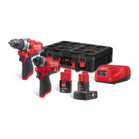 Набор инструментов Milwaukee M12 FPP2A-422P