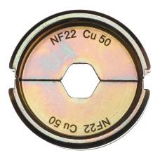 Матрица для обжимного инструмента Milwaukee NF22 Cu 50