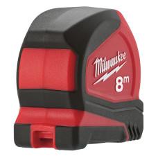Рулетка Milwaukee Pro Compact C8/25 8 м