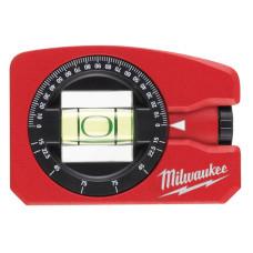 Уровень карманный магнитный Milwaukee 7.8 см