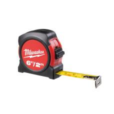 Рулетка Milwaukee 2 м без магнита